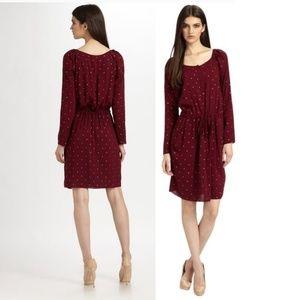 Rebecca Taylor Ruby Studded Dress